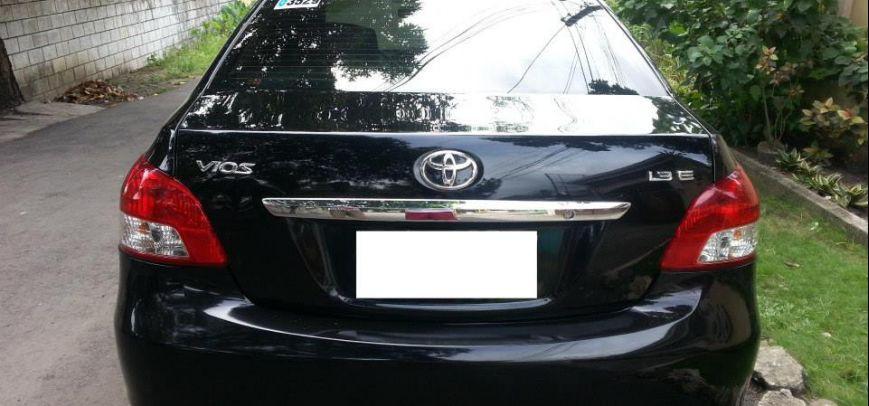 Toyota Vios 2009 - 11