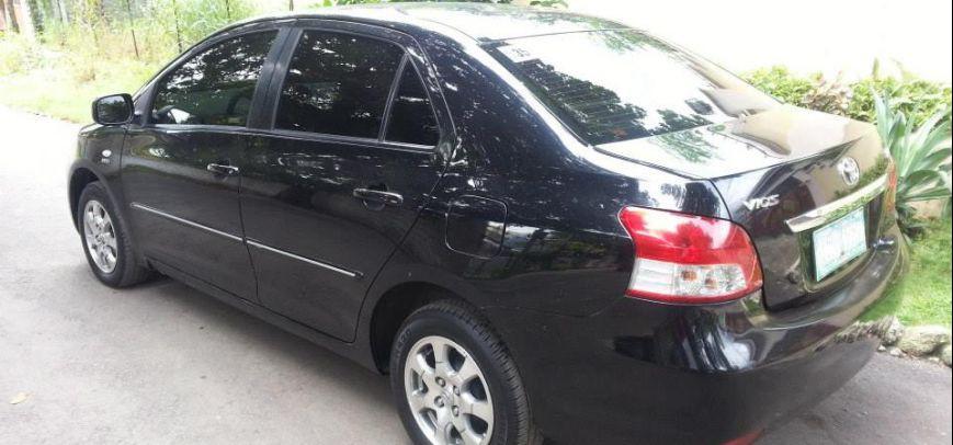 Toyota Vios 2009 - 4