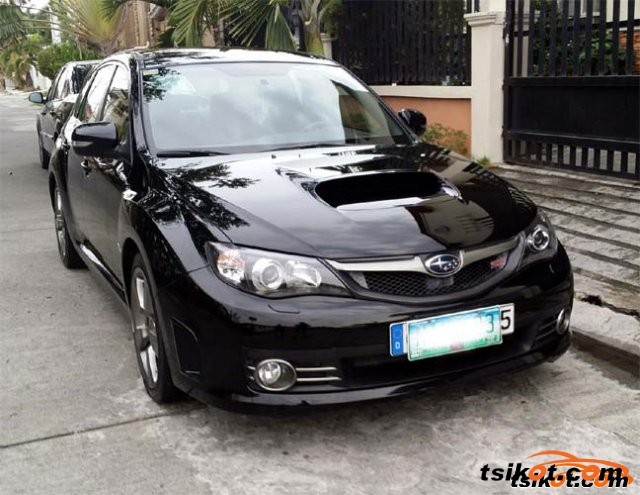 Subaru Impreza 2010 - 1