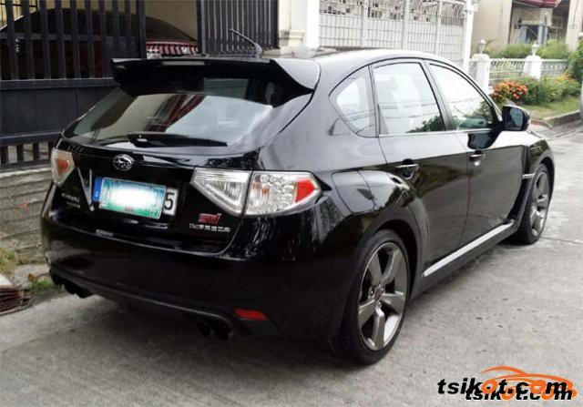 Subaru Impreza 2010 - 2