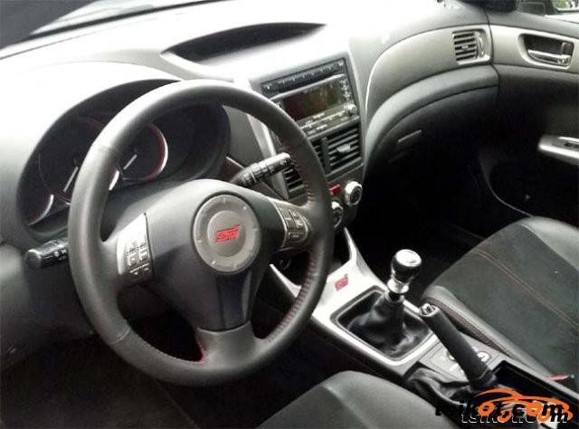Subaru Impreza 2010 - 3
