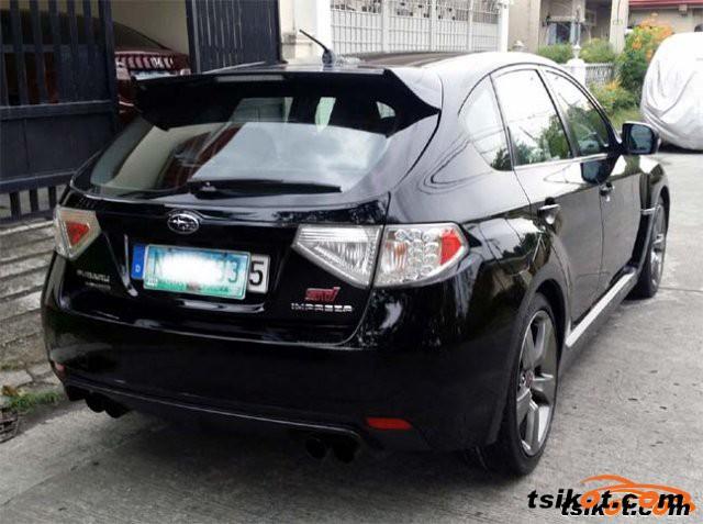 Subaru Impreza 2010 - 4
