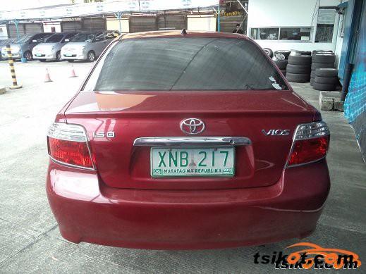 Toyota Vios 2003 - 4
