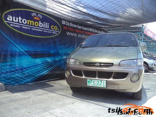 Hyundai Starex 1997 - 1