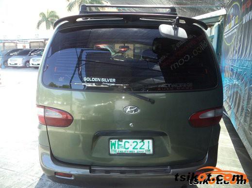 Hyundai Starex 1997 - 4