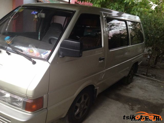 Nissan Vanette 1997 - 1