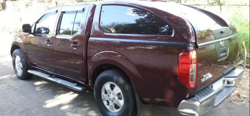Nissan Navara 2008 - 10