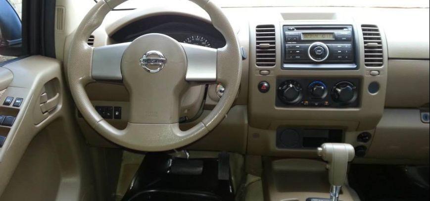 Nissan Navara 2008 - 12