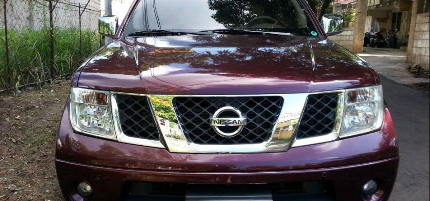 Nissan Navara 2008 - 7