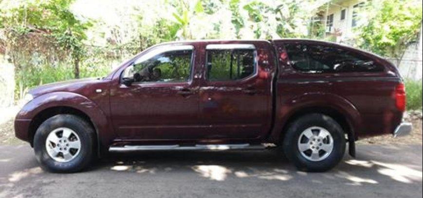 Nissan Navara 2008 - 8
