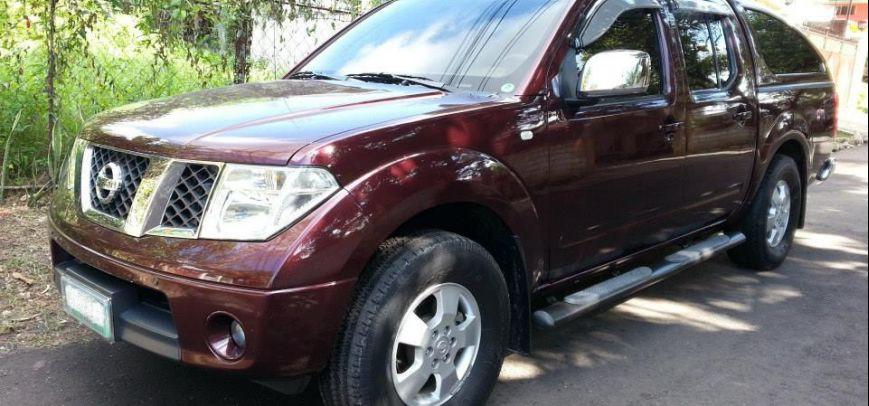 Nissan Navara 2008 - 9