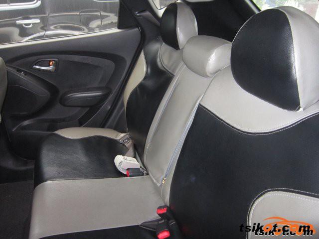 Hyundai Tucson 2011 - 11