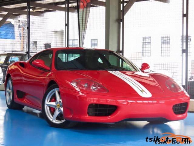 Ferrari 360 2002 - 1
