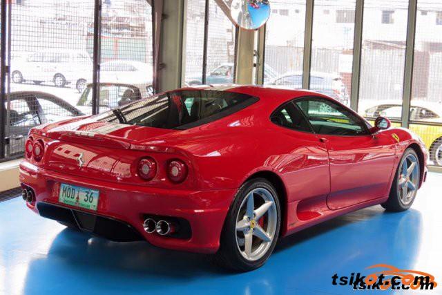 Ferrari 360 2002 - 2
