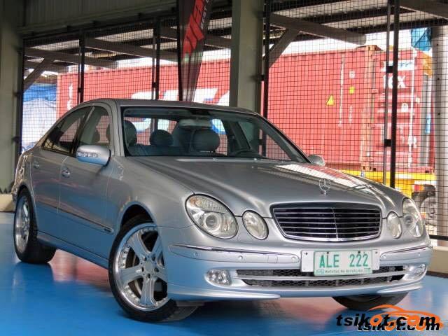 Mercedes-Benz 240 2003 - 1