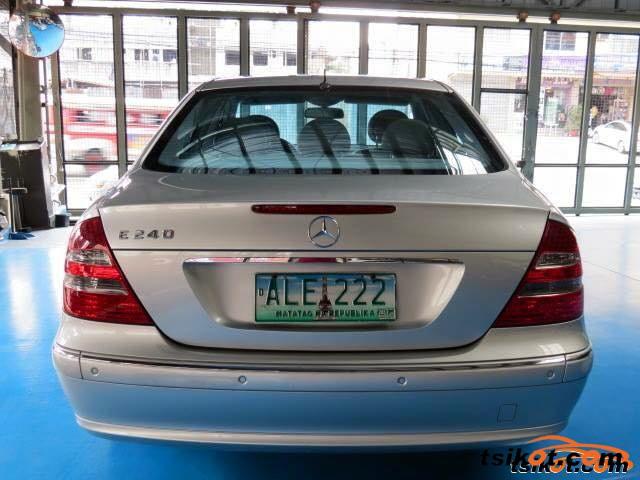 Mercedes-Benz 240 2003 - 3
