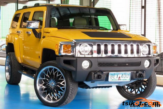 hummer h3 2007 car for sale metro manila. Black Bedroom Furniture Sets. Home Design Ideas