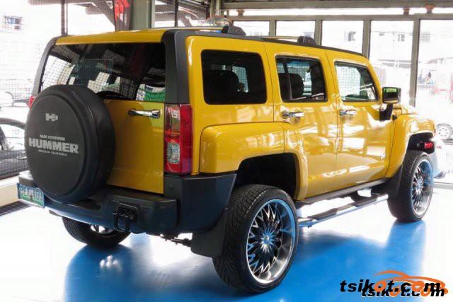 Hummer H3 2007 - 2