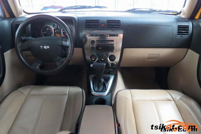 Hummer H3 2007 - 6