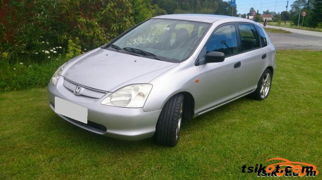 Honda Civic 2001 - 5