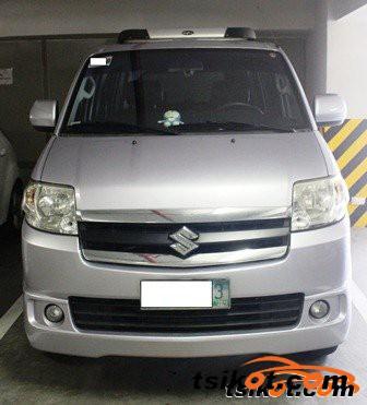 Suzuki Apv 2010 - 6