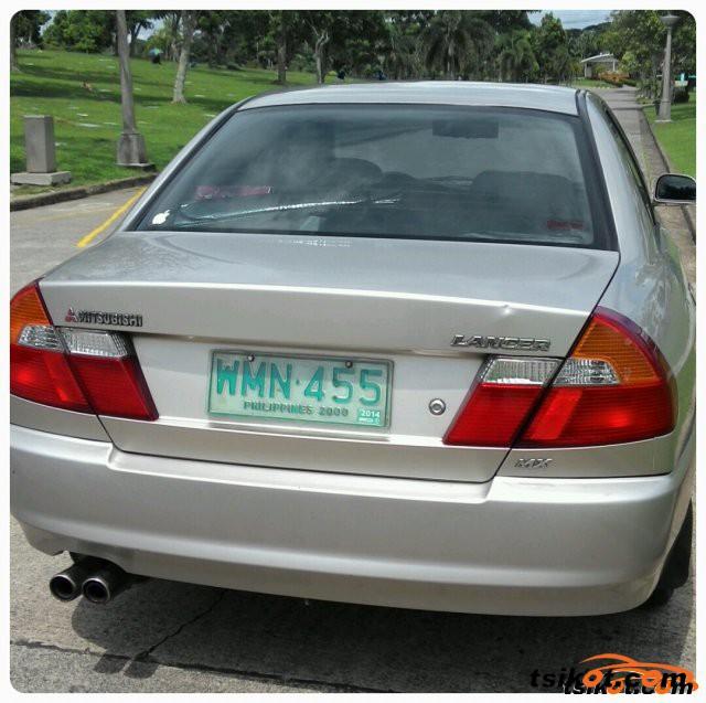 Mitsubishi Lancer 2000 - 2