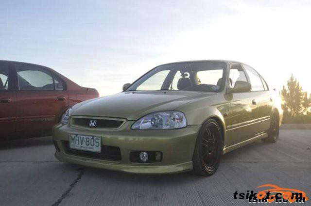 Honda Civic 2000 - Car for Sale Western Visayas