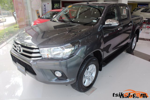 Toyota Hilux 2016 - 1