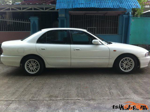 Mitsubishi Galant 1996 - 4