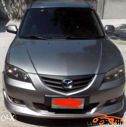 Mazda 3 2007 - 2