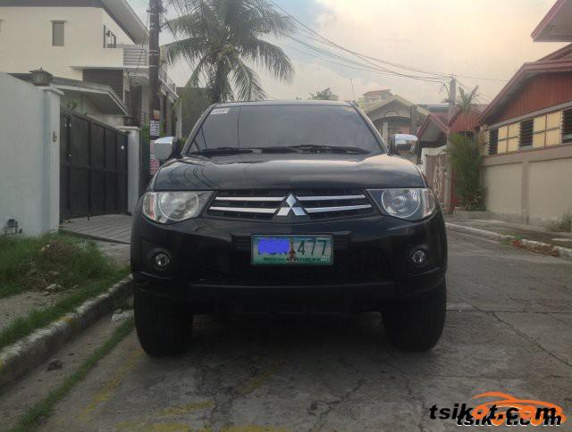 Mitsubishi Strada 2010 - 4