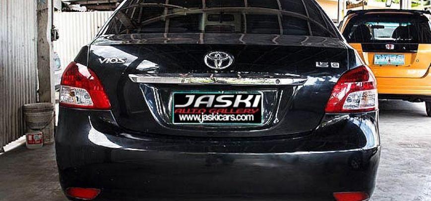 Toyota Vios 2008 - 13