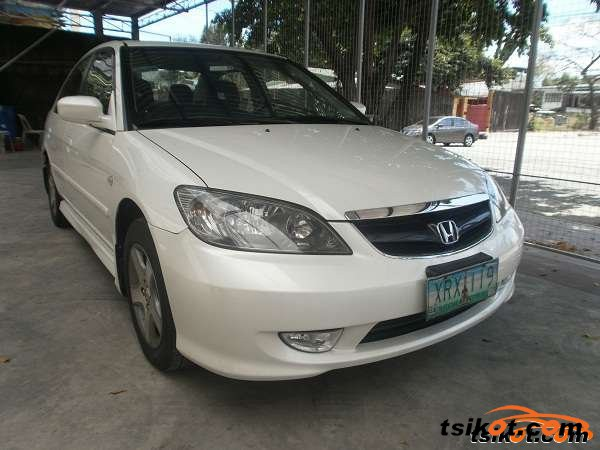 Honda Civic 2005 - 3