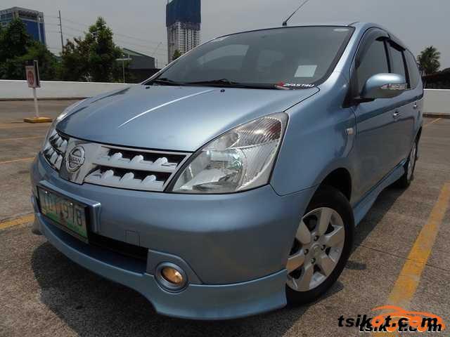 Nissan Livina 2008 - 1