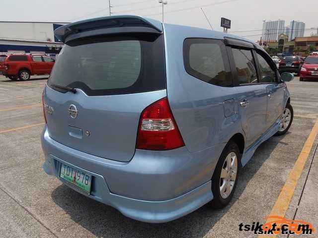 Nissan Livina 2008 - 3