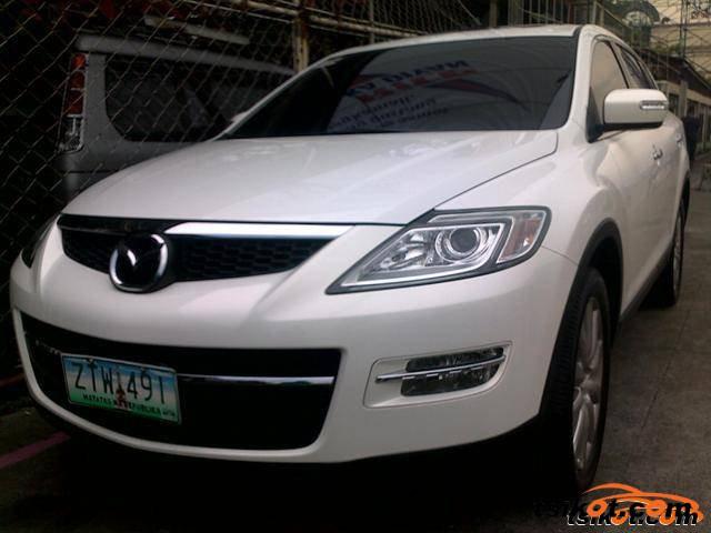Mazda Cx-9 2009 - 4