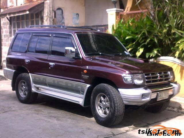 Mitsubishi Pajero 2001 - 1