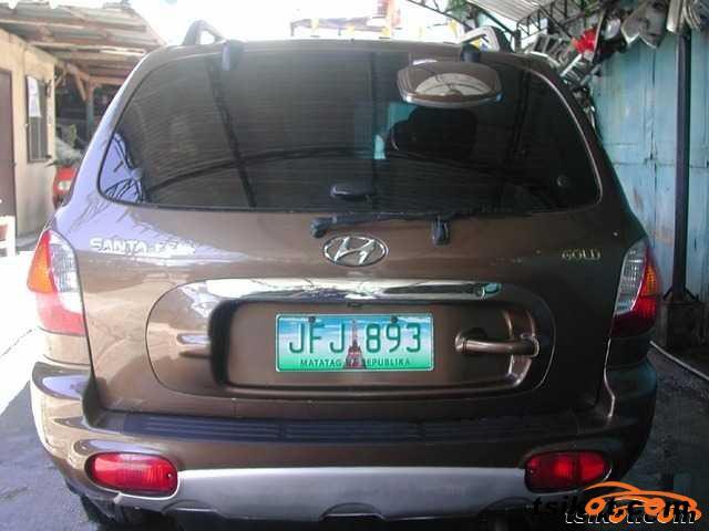 Hyundai Santa Fe 2012 - 2