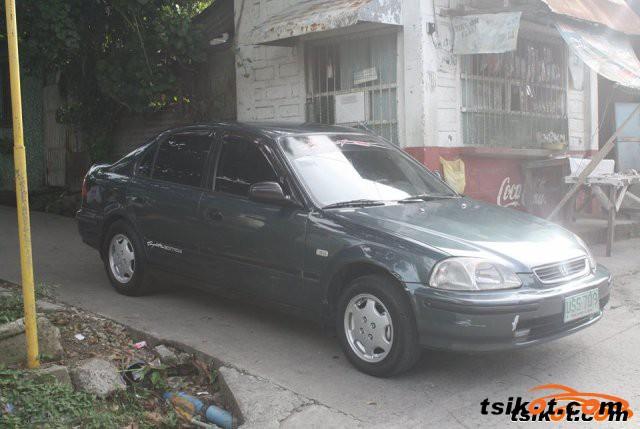 Honda Civic 1997 - 5
