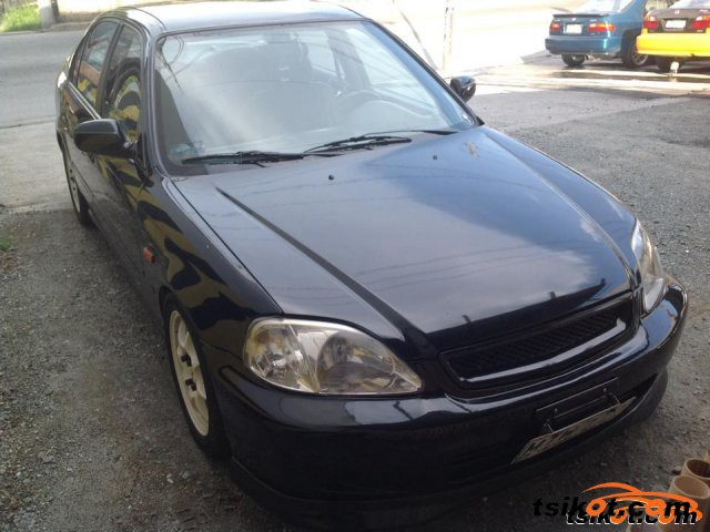 Honda Civic 1999 - 3