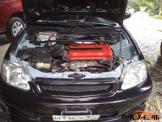 Honda Civic 1999 - 5