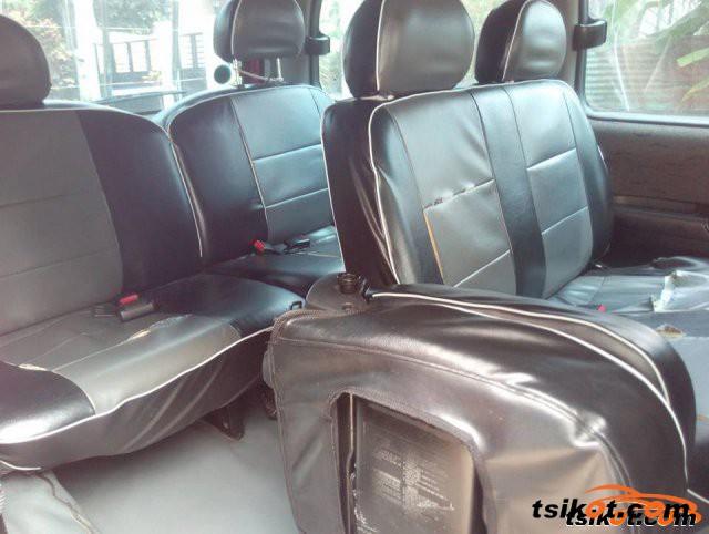 Hyundai Starex 1998 - 4