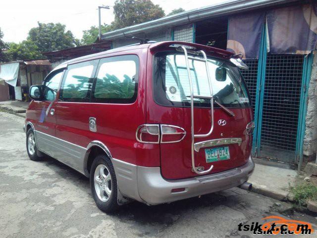 Hyundai Starex 1998 - 5