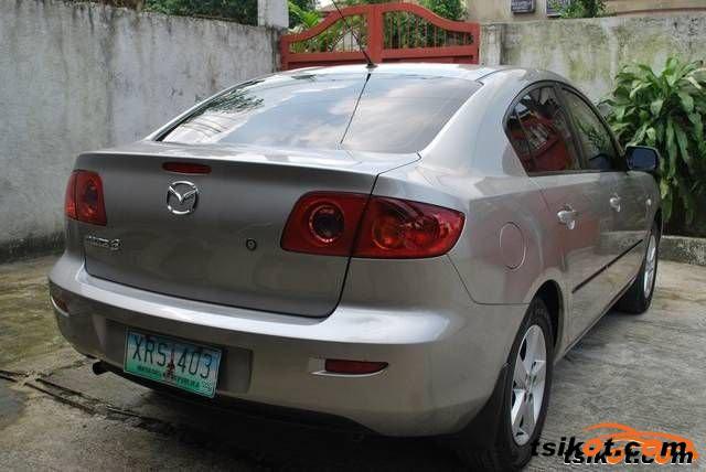 Mazda 3 2004 - 2