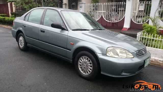 Honda Civic 1999 - 6