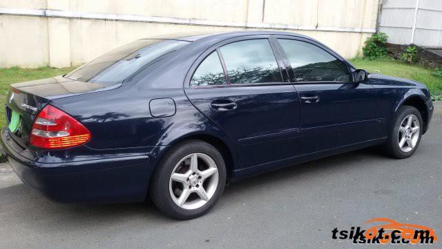 Mercedes-Benz 200 2003 - 1