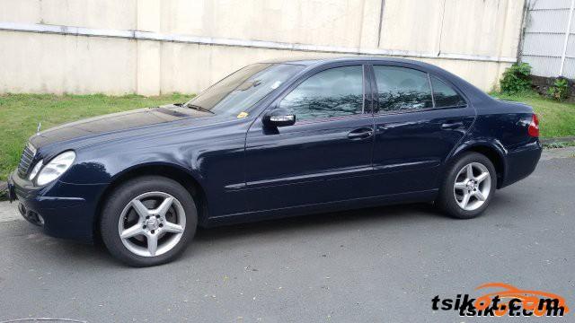 Mercedes-Benz 200 2003 - 2