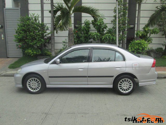 Honda Civic 2003 - 4
