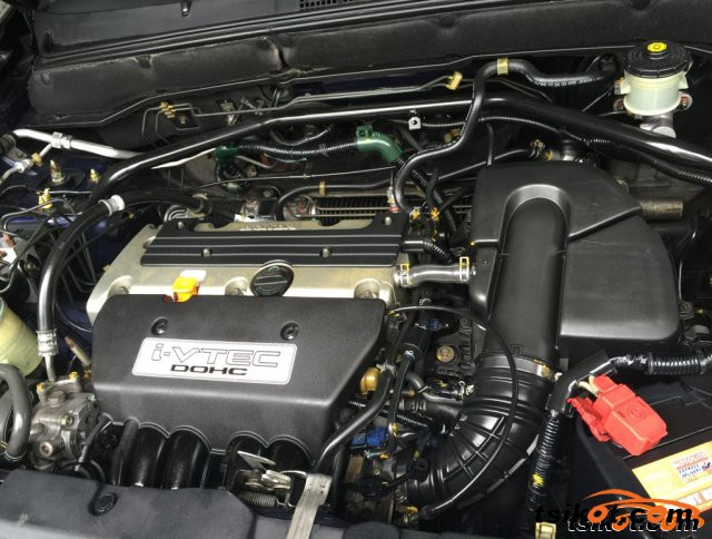 Honda Cr-V 2004 - 4