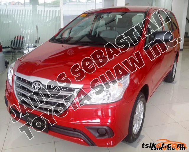 Toyota Innova 2015 - 1